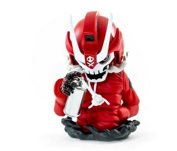 rot Ravager Edition Quiccs x Martian KidRobot Exclusive Pre Order