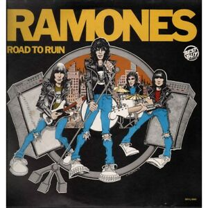 Ramones-Lp-Vinile-Road-To-Ruin-Sire-Sryl-6063-Best-Buy-Series-Nuovo