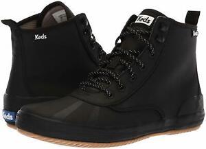 Scout Boot Splash Twill Black