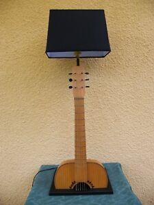 Lampe Guitare Ancienne