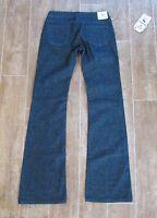 28 Aoki Stretch Size 6 Womens Jeans Dark Denim J Brand Mid Rise $185