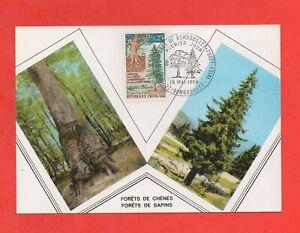 FDC-1968-Hermanamiento-La-Bosque-Rambouillet-Y-De-La-Bosque-Negro-K23