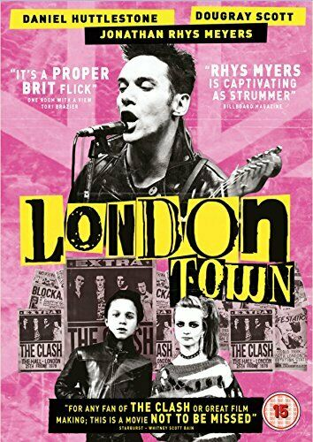 London Town [DVD], New, DVD, FREE & FAST Delivery