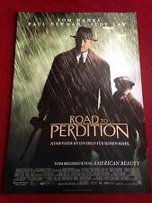 Road to Perdition Kinoplakat A1 Tom Hanks, Paul Newman, Daniel Craig, Motiv B