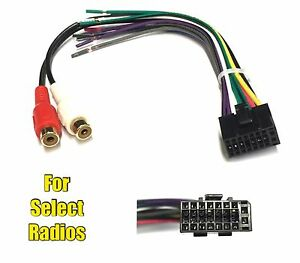 Dual 16 Pin Wire Harness