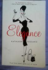 Elegance by Kathleen Tessaro (2004, Paperback)