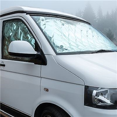 7 Layer Suction Mounted Privacy Internal Blind for Ford Transit 2001-2006 813FT