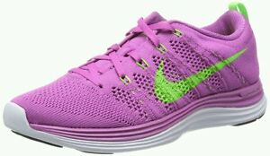 Nike Damenss flyknit lunar1+ trainers 554888 631 pink schuhe Turnschuhe schuhe pink fae17b