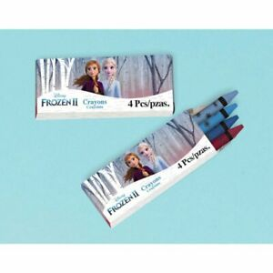 FROZEN-2-ELSA-ANNA-CRAYONS-BIRTHDAY-LOOT-BAG-PARTY-FAVOURS-TABLE-DECORATIONS