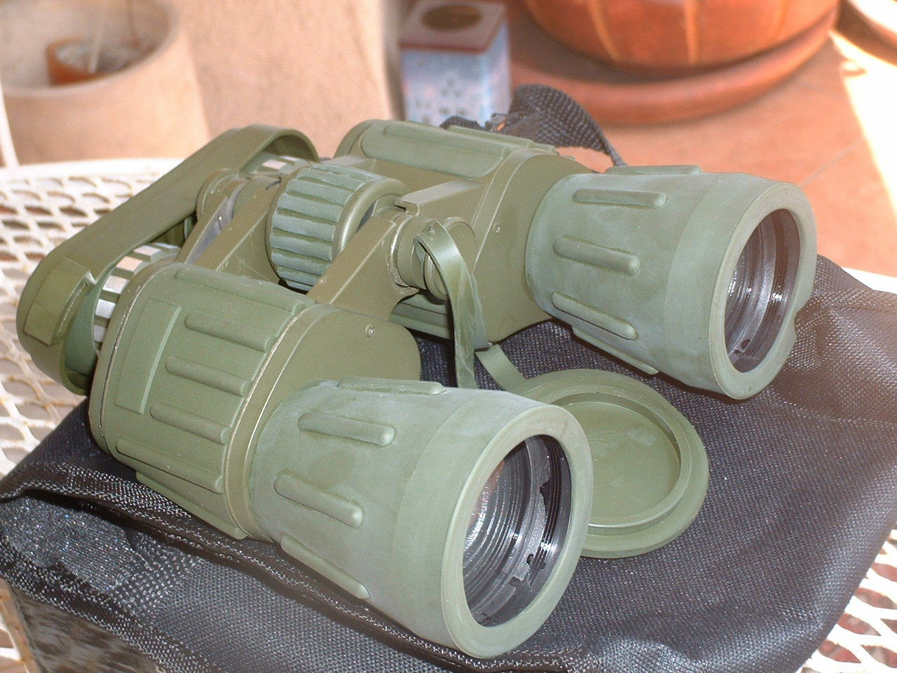 Brand new Day/Night Prism 60-50 Binoculars  camouflage