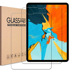 2x-Tempered-Glass-Screen-Protector-For-iPad-9-7-5th-6th-2-3-Gen-Air-3rd-Pro-Mini