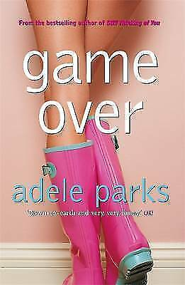 1 of 1 - Game Over, Parks, Adele, New Book