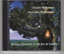 (HH512) Evgeny Masloboev/Anastasia Masloboeva, Russian Folksongs ... - 2010 CD