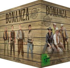 Bonanza Complete Western Series Season 1-14 107 Disc DVD Box Set Region 2 New!