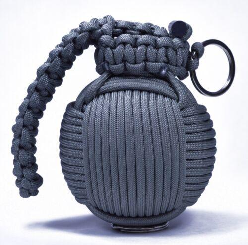 URGENCE PARACORD Grenade kit de survie 44 à sauver la vie des objets à l/'intérieur 3 Couleurs