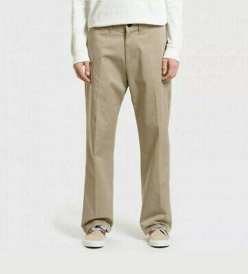 NWT Nike 937986-235 Men/'s SB Dri-Fit FTM Standard Fit Pants Khaki Beige Size 34