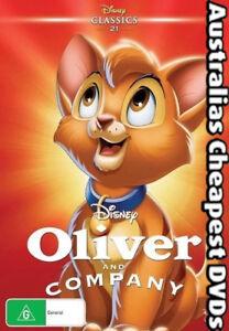 Oliver-amp-Company-DVD-NEW-FREE-POSTAGE-WITHIN-AUSTRALIA-REGION-4