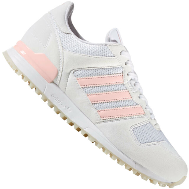 new product 559ac 4c7e6 Adidas ZX 700 W By9389 blanco calzado Eur40.6 25.5cm uk7.0 us8.5 ...
