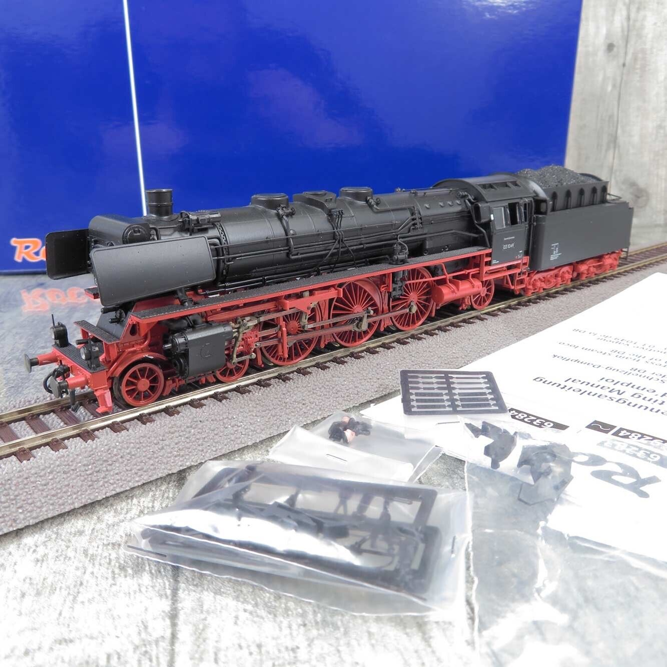 ROCO 63283 - H0 - Dampflok - DB 03 1049 - Digital - OVP -  O20442