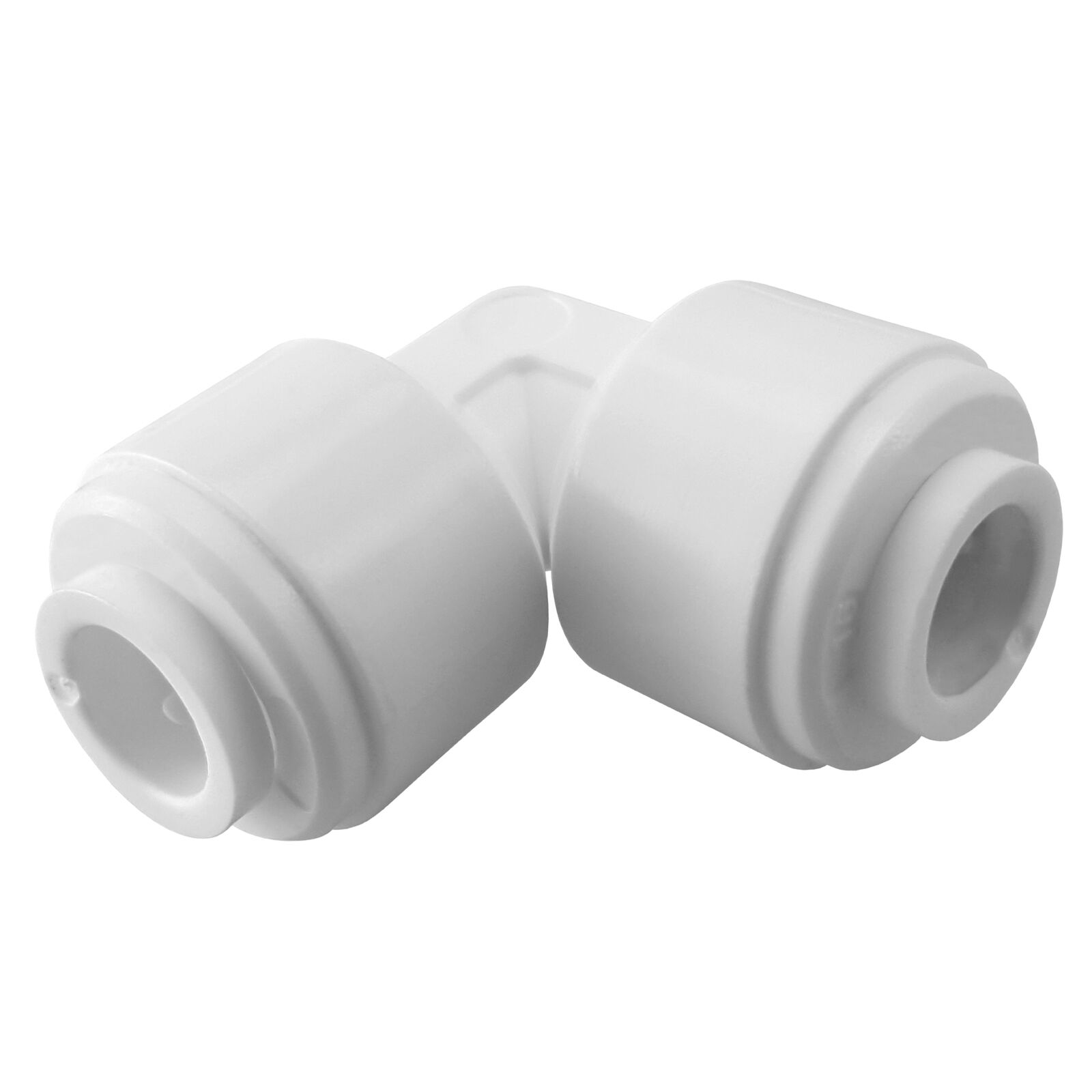 Express Water 1 4  Union Elbow Fitting Connection for Water Filters   RO Systems
