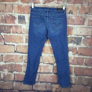 Levi-039-s-Boyfriend-Jeans-Womens-Size-4-Inseam-28