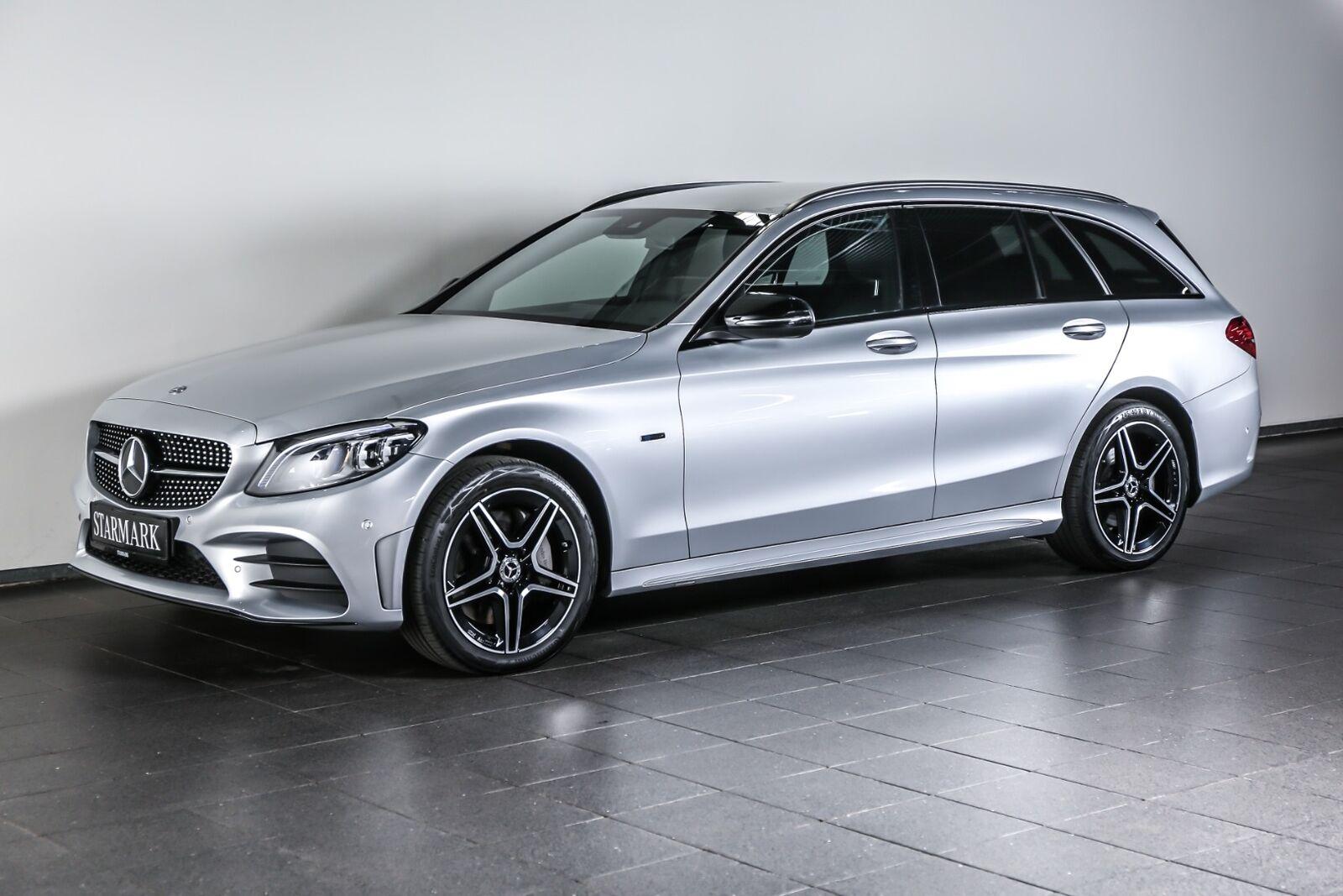 Mercedes C300 de 2,0 AMG Line stc. aut. 5d - 564.900 kr.