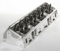 Afr Sbc 235cc Competition Cnc Ported Cylinder Heads Titanium Retainers 1132-ti