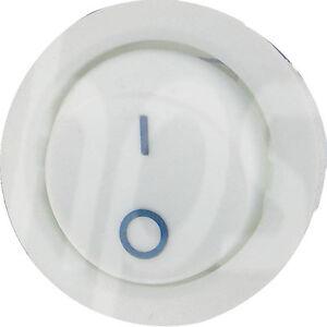Wippschalter-weiss-rund-EIN-AUS-max-10-6-A-125-250V-AC-R-Last-Schalter