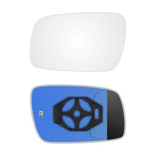 Izquierda asphärisch cristal espejo Indutherm para Volkswagen Phaeton 2003-2010