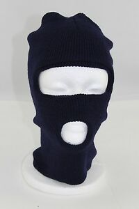 2 Hole Face Mask for air soft ski swat paintball balaclava Motorcycle US Seller