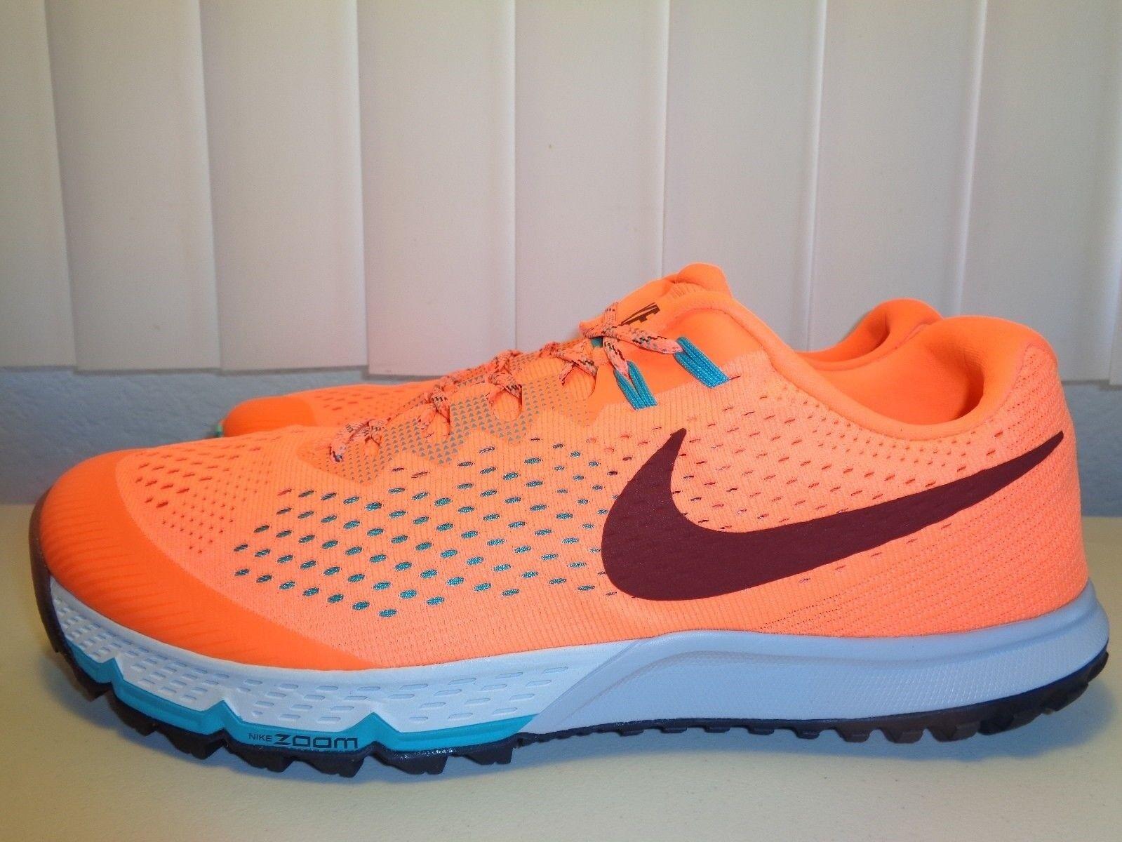 Mens Nike Zoom Terra Kiger Kiger Kiger 4 Trail Running shoes orange Size 13 880563 800 79d49f