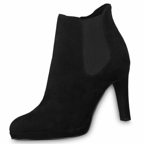 NEU Tamaris Damenschuhe Schuhe Stiefeletten Ankle-Boots Chelsea-Boots Pumps