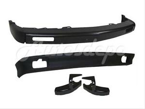 Bumper End for Chevrolet S10 Pickup 94-97 Front Right and Left Side