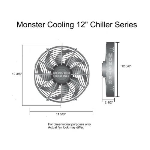 Electric Radiator Fan Relay Kit