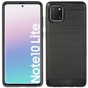 Gel-Protection-en-Silicone-Etui-Housse-Bumper-CB-pour-Samsung-Galaxy-Note-10