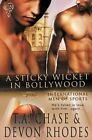 International Men of Sports: A Sticky Wicket in Bollywood by T.A Chase, Devon Rhodes (Paperback, 2013)