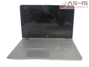 "*AS-IS* HP Envy X360 15-aq166nr 15.6"" i7-7500U 2.7GHz 8GB 1TB HDD Win10 Laptop"