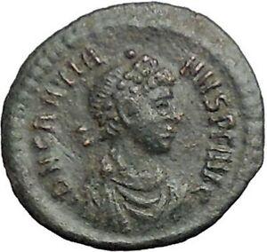 Gratian-378AD-Authentic-Ancient-Roman-Coin-Wreath-i54870