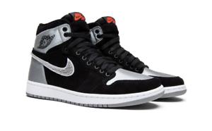 ec90b93c4ab Aleali May Nike Air Jordan 1 Retro AJ5991-062 Shag Corduroy Men DS ...