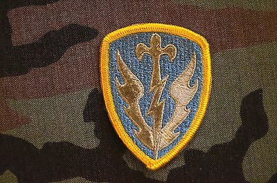 Authentic US Army 59th Ordnance Brigade Dress Colored Sew On Military Patch