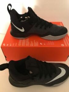 a4a1a16223b6 Nike Zoom Shift TB Men Size 10.5 New in Box Black and White ...