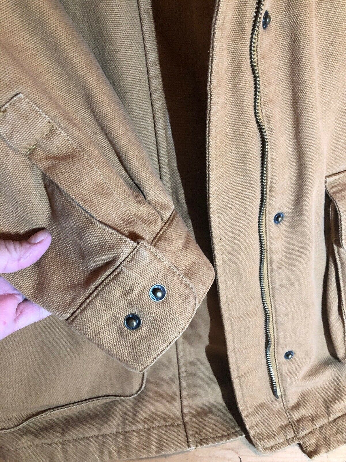 Cabela's Worlds Foremost Outfitter Zip Up Jacket … - image 3