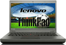 Lenovo ThinkPad T440p ★CORE I5 2,60GHZ 4GB ★500GB 14 Zoll  WEB CAM ★