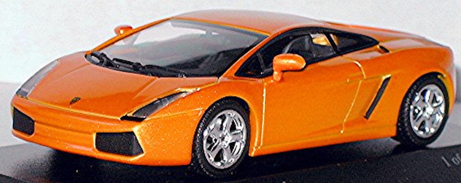 Lamborghini Gallardo 2003-11 Orange metallic 1 43 Minichamps  | Um Sowohl Die Qualität Der Zähigkeit Und Härte
