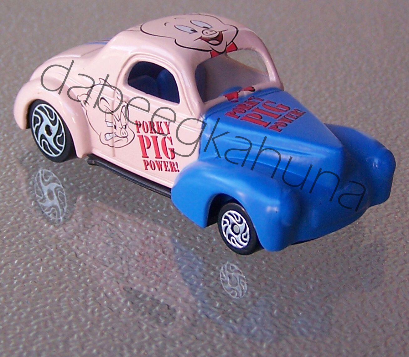 Racing Racing Racing Champions - 41 Willys - Porky Pig Power (New) Die-Cast 99e0f6