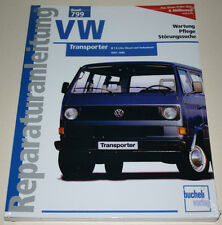 Reparaturanleitung VW Bus / Transporter / Caravelle T3 1,6 Diesel, Bj. 1979-1990