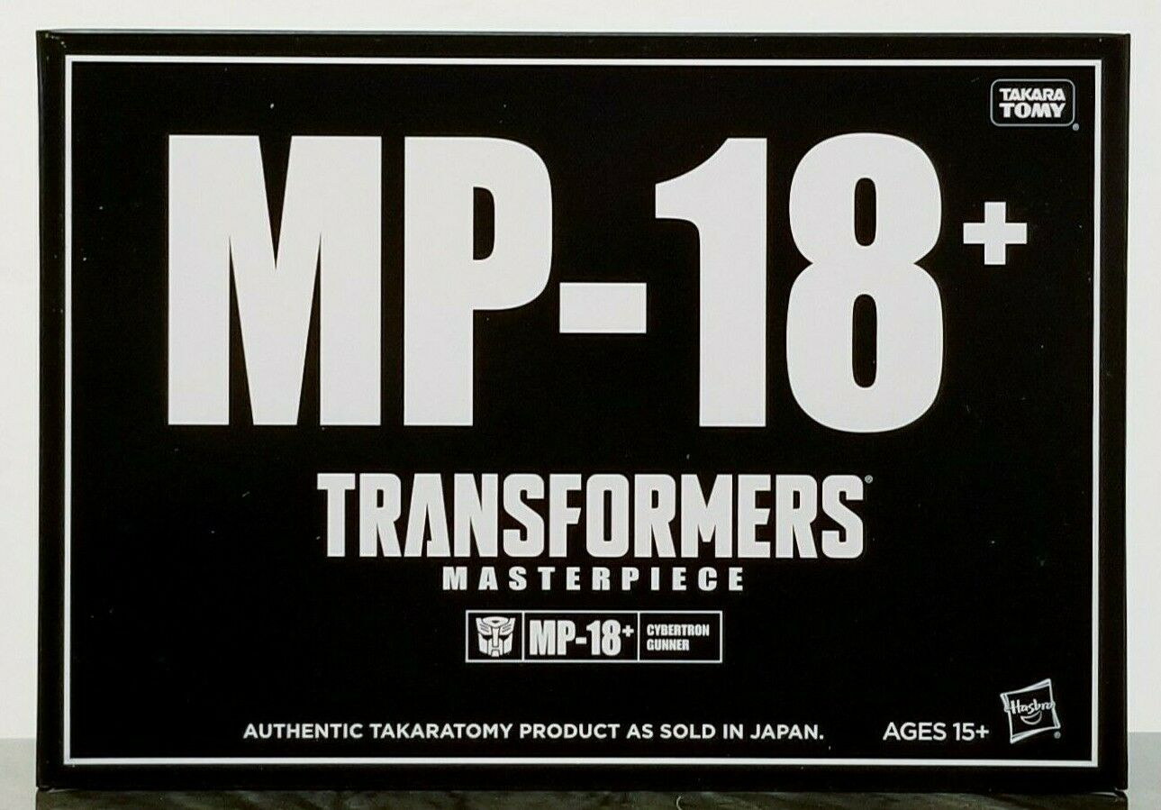 Transformers Masterpiece blustreak MP18 autotoon versione anime I ColoreeeI