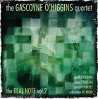 The Real Note, Vol. 2 by O'Higgins Quartet/Gascoyne O'Higgins Quartet (CD, Jul-2014, Jazzizit)