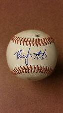 Brady Aiken in person autographed used  AZ league ball.See Pictures.
