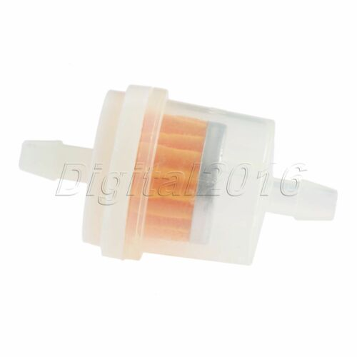 6mm Motorcycle Quad Bike Pipe Fuel Gas Oil Petrol Engine Inner Filter Cleaner